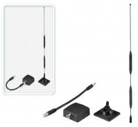 Antenna, Adhesive, GSM/UMTS/LTE, 5 dBi, FME F