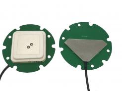 Antenna, GPS L1&L2, 26dBi, SMA M
