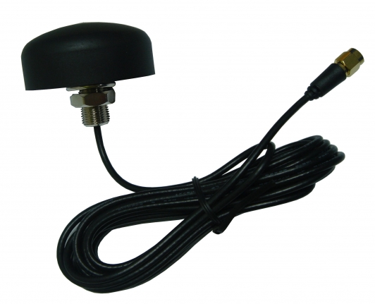 Antenna for 3G/UMTS/4G/LTE, External Roof Screw Mount, IP67 Waterproof