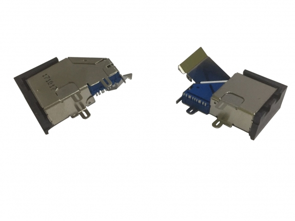 USB 3.0/3.1 A/F 9 PIN SMT RIGHT ANGLE RECEPTACLE