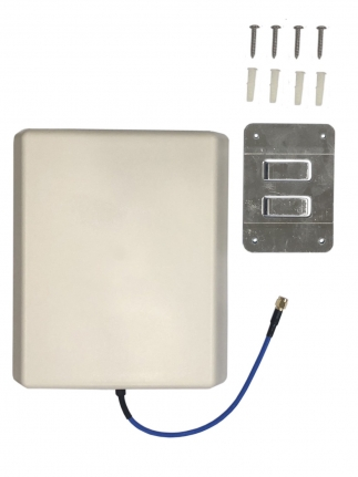 Direction Wall Mount Antennas for 5G with connector SMA M