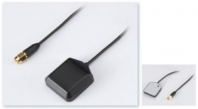 Magnet Mount with GPS/GLONASS, 5M RG-174 N M Connector